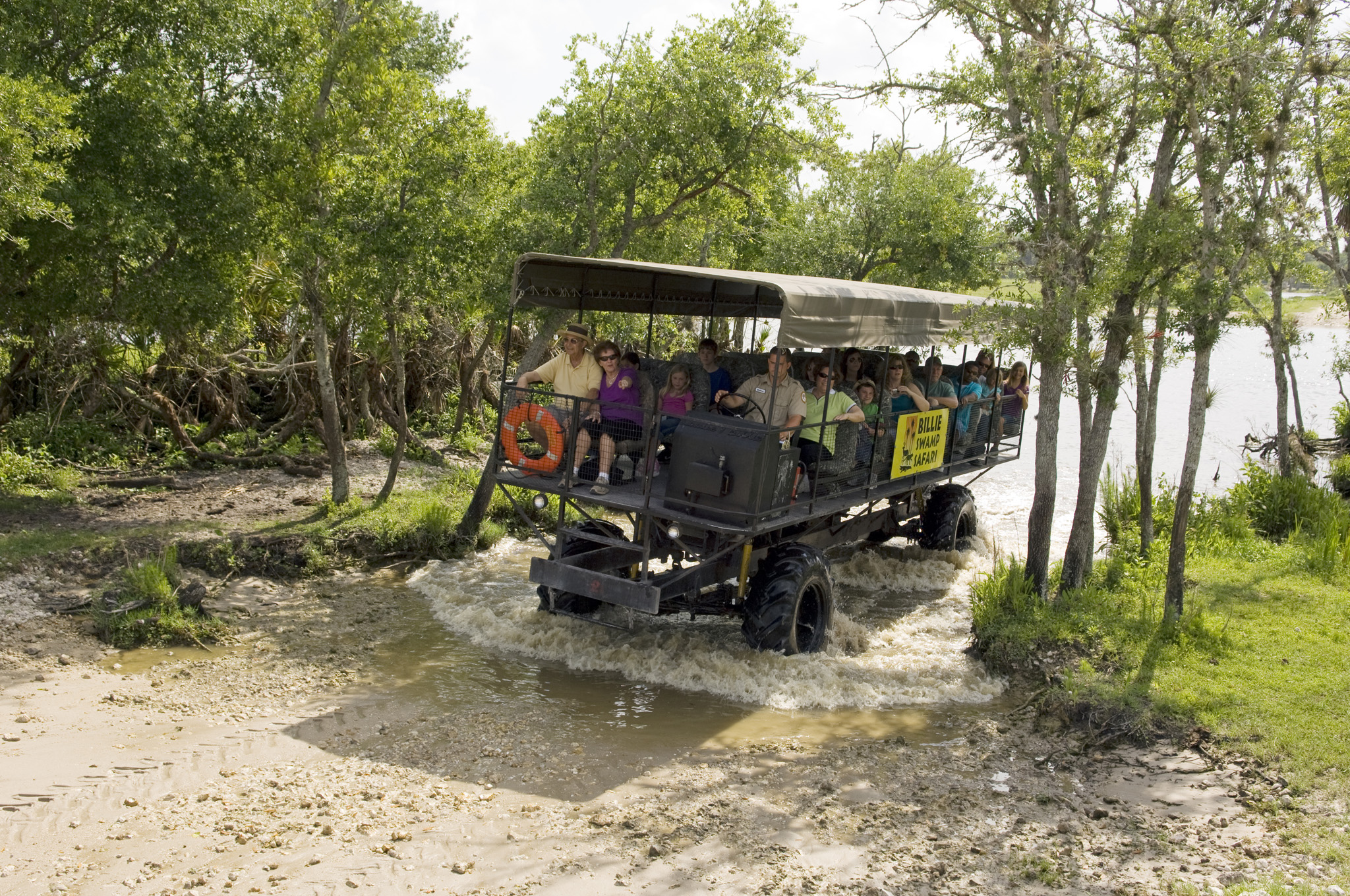 Tours & Attractions - Billie Swamp