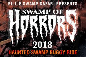 Swamp of Horrors 2018
