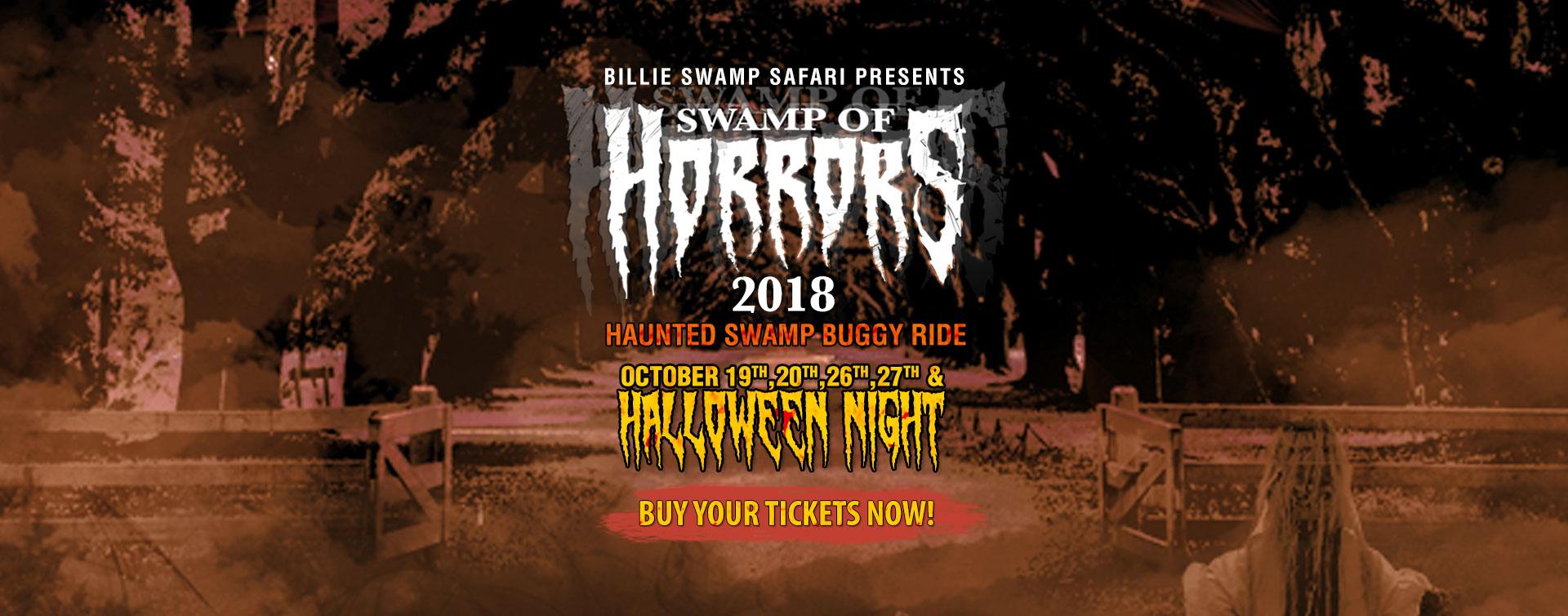 Swamp of Horror 2018