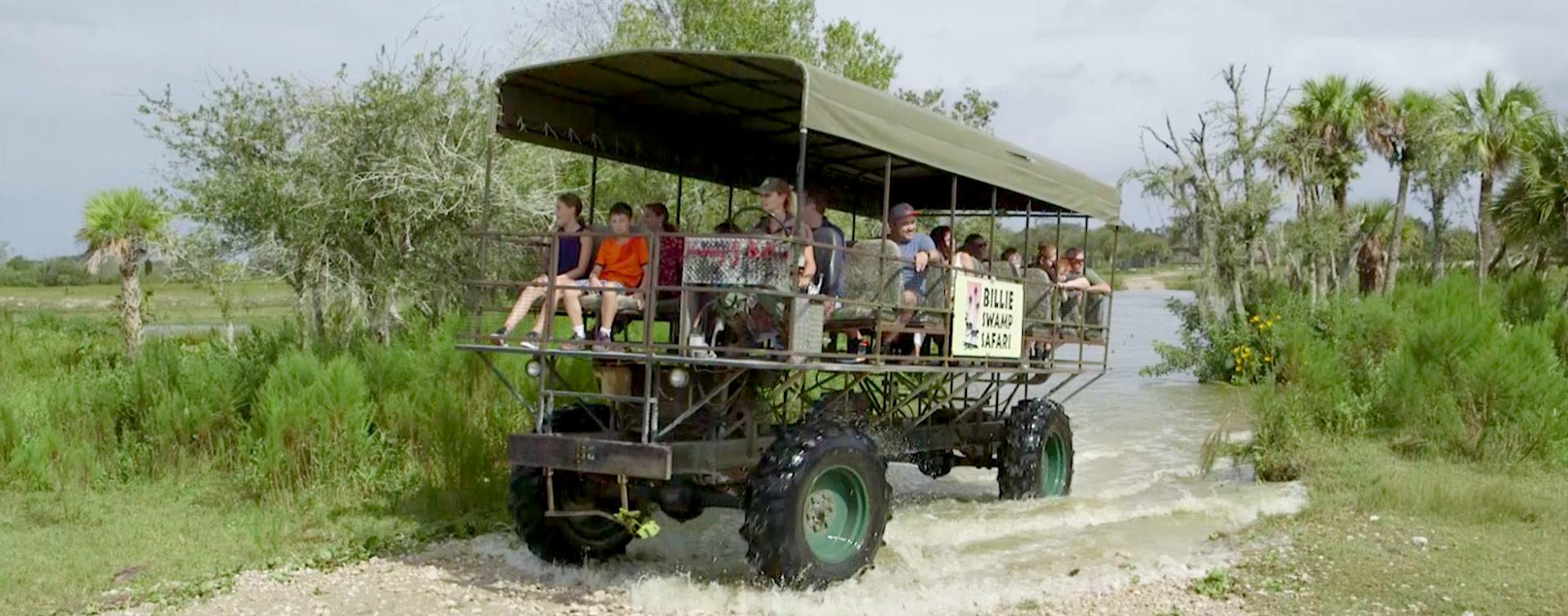 Billie Swamp Safari Seminole Tribe Of Florida